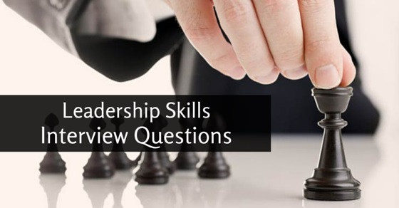 16 Leadership Skills Interview Questions How to Answer Them - WiseStep
