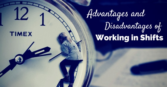 shifting work schedule