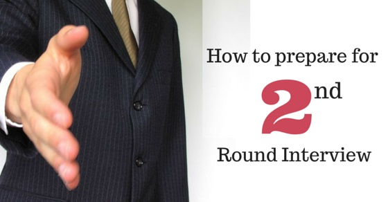 How to Prepare for Second Round Interview? - WiseStep