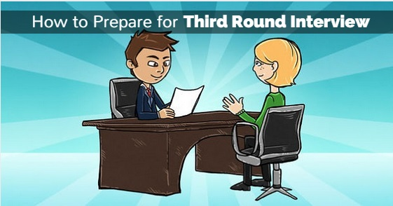 How to Prepare for a Third Round Interview - WiseStep