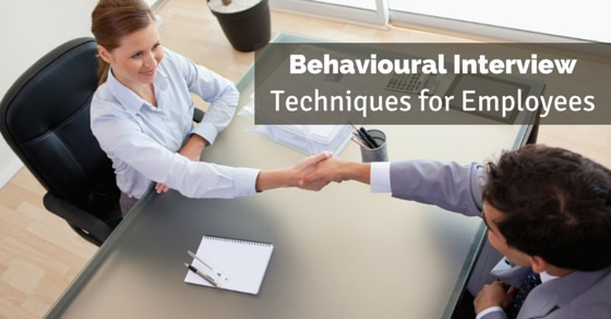 Behavioural Interview Techniques for Employees Best Tips - WiseStep
