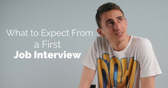 What to Expect from a First Job Interview Tips for Newbies - WiseStep