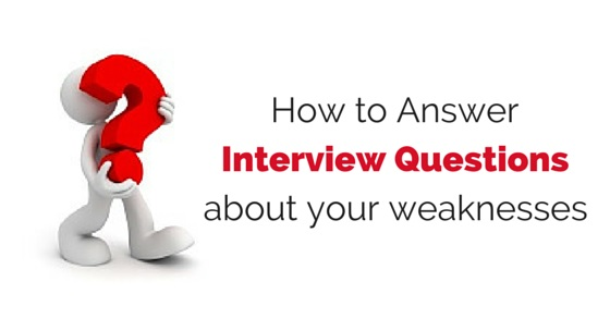 How do you answer Interview Questions about your Weaknesses - WiseStep