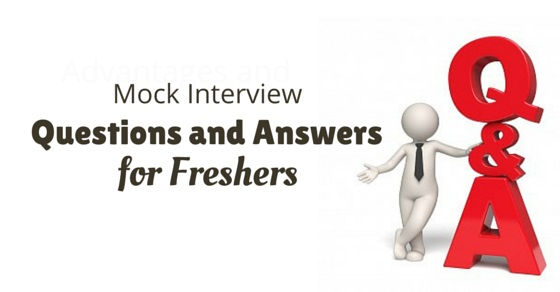 10 Best Mock Interview Questions and Answers for Freshers - WiseStep - Best Interview Answers