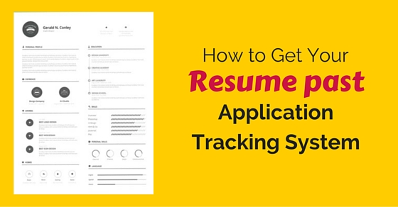 How to get your Resume past Applicant Tracking Systems? - WiseStep