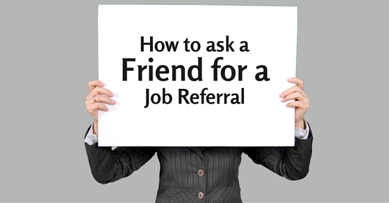 How to Ask a Friend for a Job Referral 10 Tips to Consider - WiseStep