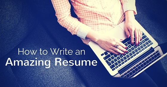 How to Write an Amazing Resume 13 Best Tips to Impress - WiseStep