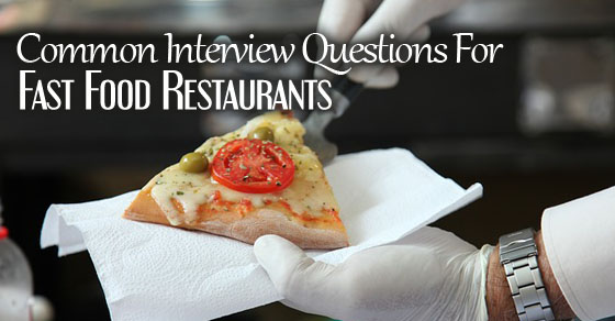 Restaurants 25 Common Interview Questions and Answers - WiseStep