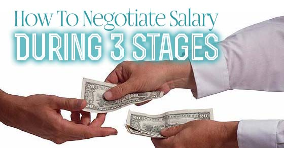 How to Negotiate Salary during Interview, Job Offer and Hike - WiseStep