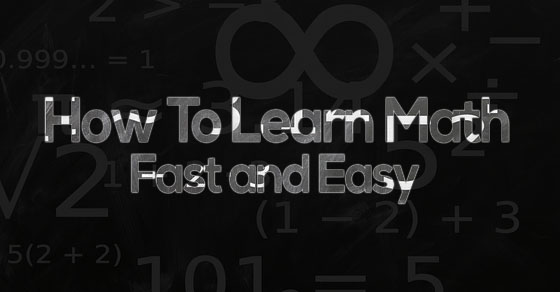 How to Learn Math Fast and Easy Tips and Tricks - WiseStep