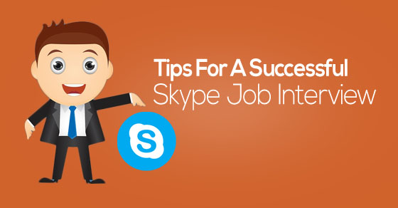 34 Smart Tips for a Successful Skype Job Interview - WiseStep