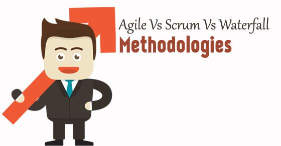 Agile vs Scrum vs Waterfall Methodologies Differences - WiseStep