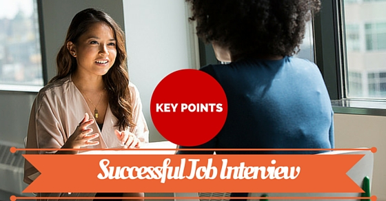 Top 16 Key Points to a Successful Job Interview - WiseStep