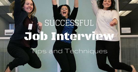 24 Best Tips and Techniques for Successful Job Interview - WiseStep