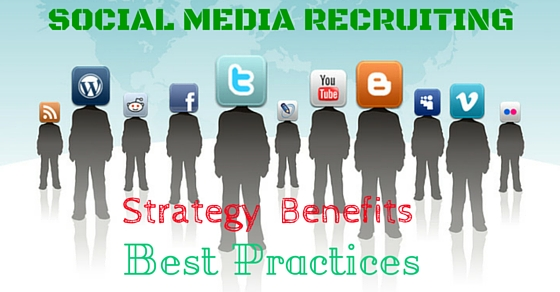 Social Media Recruiting Strategy, Benefits  Best Practices - WiseStep