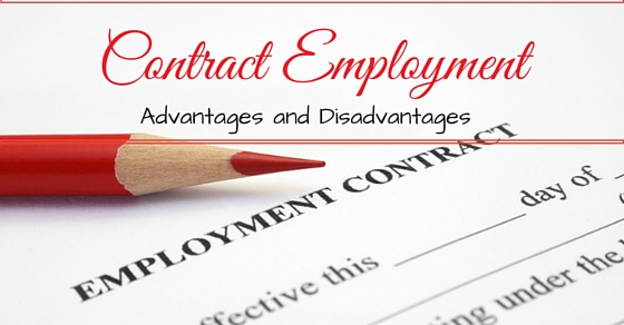 Contract Employment - Top 10 Advantages and Disadvantages - WiseStep