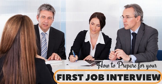 How to Prepare for your First Job Interview 25 Tips - WiseStep