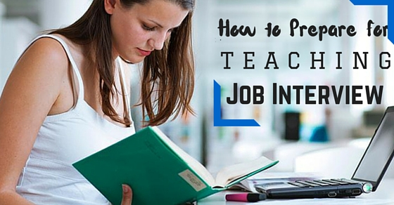How to Prepare for Teaching Job Interview Best Guide - WiseStep