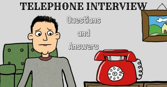 Top 10 Telephone Interview Questions and Answers - WiseStep