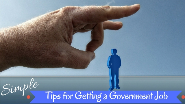 15 Simple Tips for Getting a Government Job - WiseStep