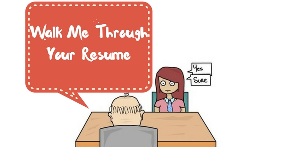 10 Best Ways to Answer \u0027Walk Me Through Your Resume\u0027? - WiseStep - walk me through your resume