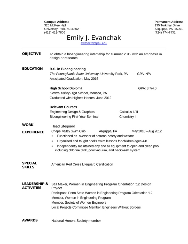 9 Best Lifeguard Resume Sample Templates - WiseStep - resume for lifeguard