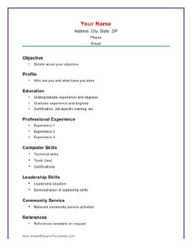 Customer Service Skills To Highlight On Your Resume Computer Skills Resume