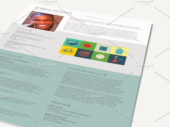 24 Award Winning CEO Resume Templates - WiseStep