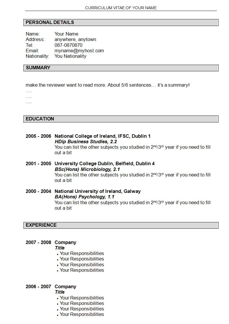 sample resume quality assurance quality control resume sample one production resume quality assurance resume template