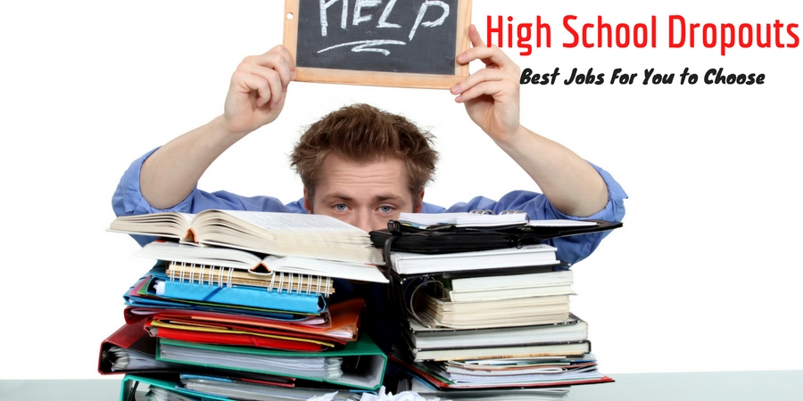 High School Dropouts - 22 Best Jobs For You to Choose - WiseStep