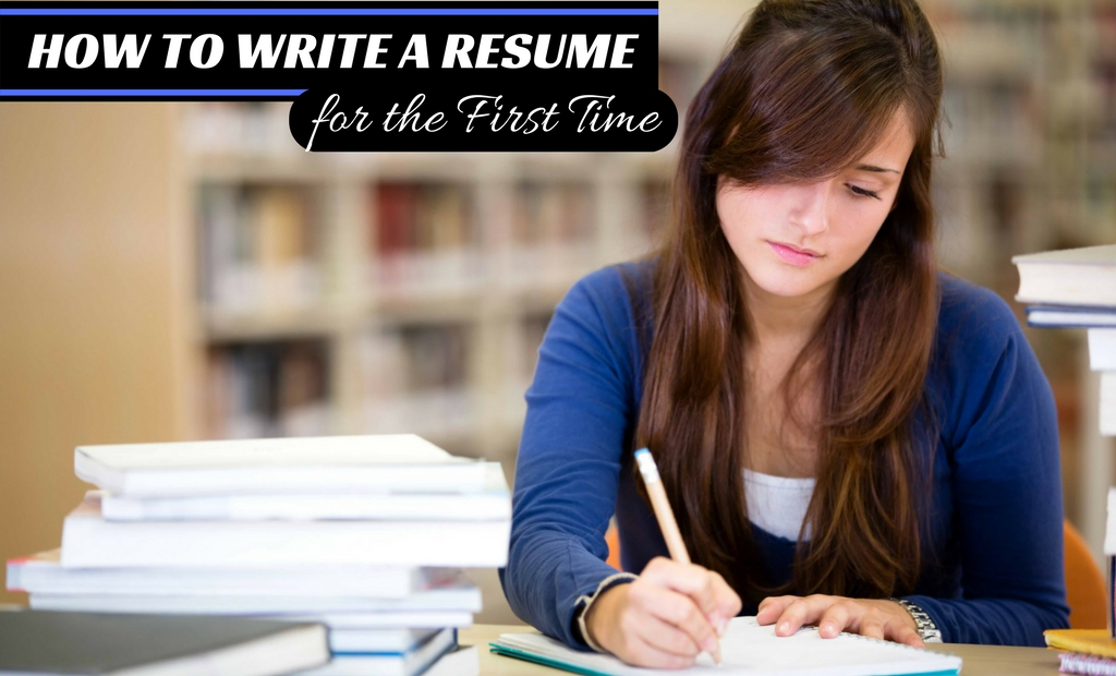 How to Write a Resume for the First Time? - WiseStep