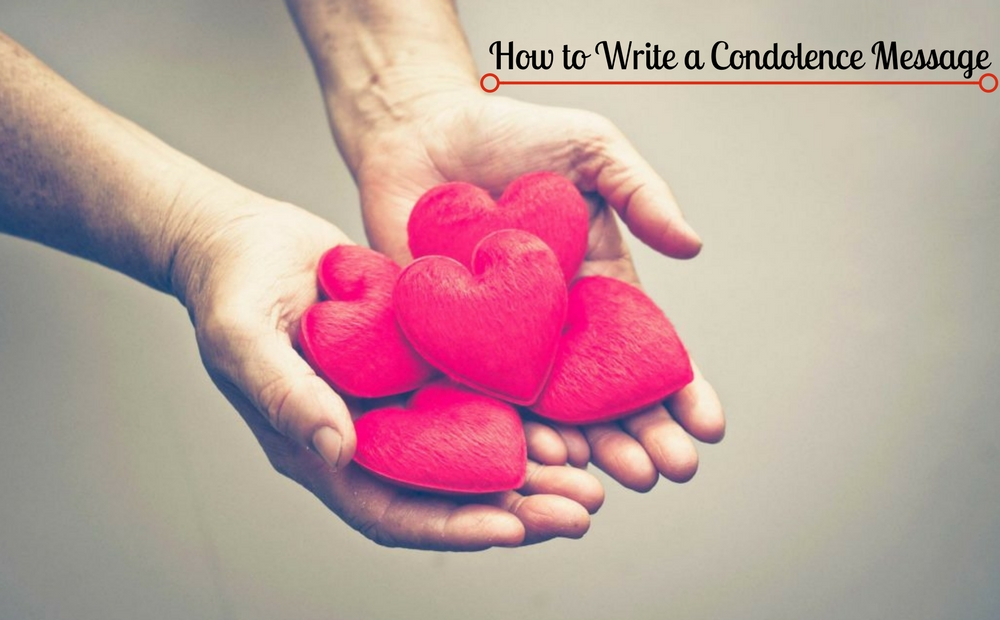 How to Write a Condolence Message Best Suggestions - WiseStep - condolence sample note