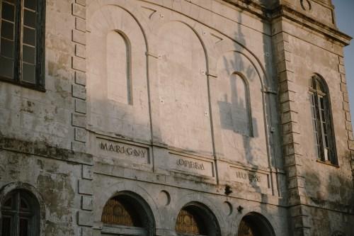 Medium Of Marigny Opera House