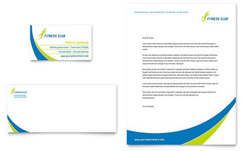 Letterhead Design Samples Professional