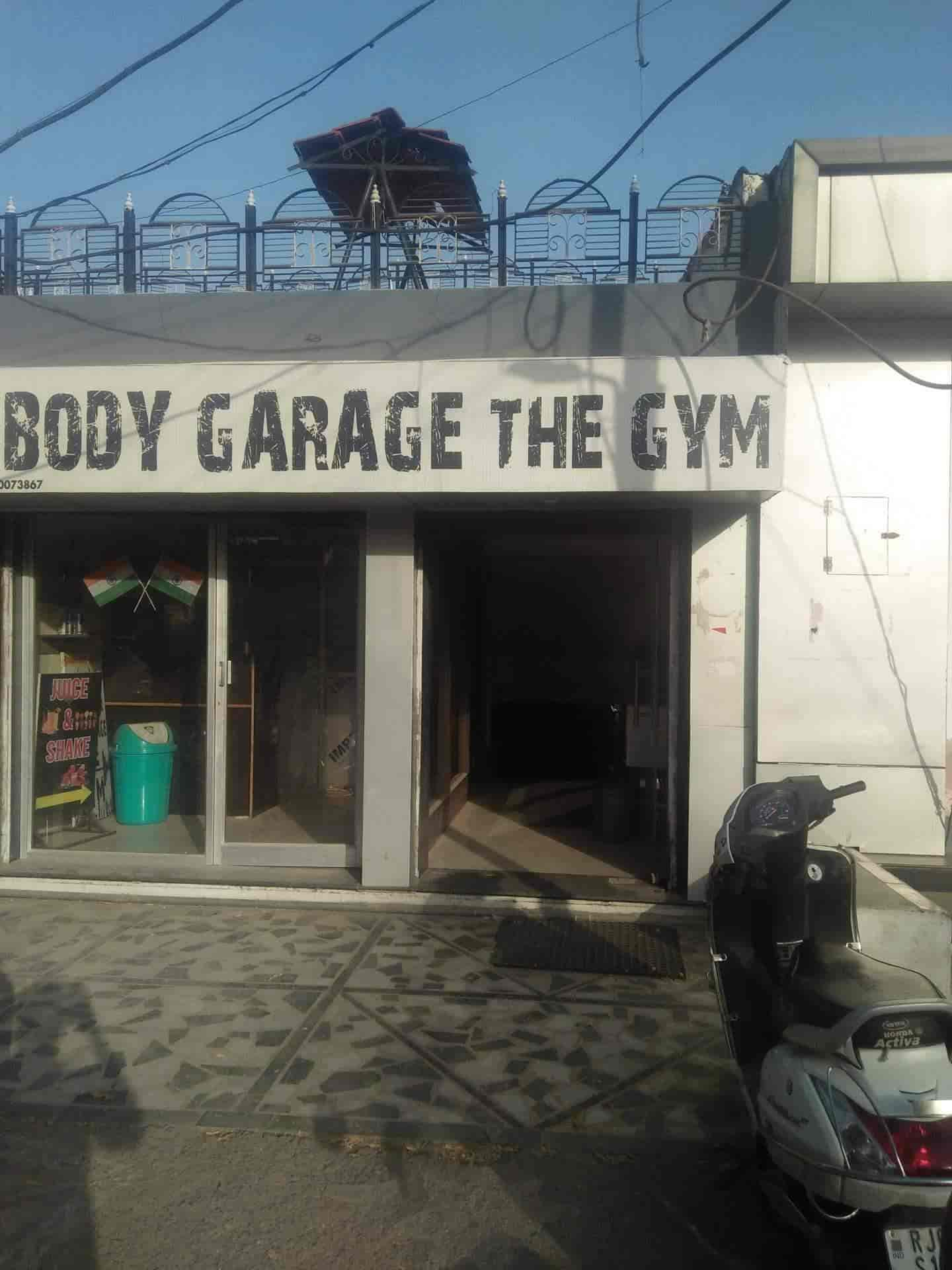 Garage Gym With Car Body Garage The Gym Photos Udaipur City Udaipur Rajasthan