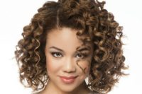 Curly Hairstyles - Ideas And Advice For Naturally Curly Hair