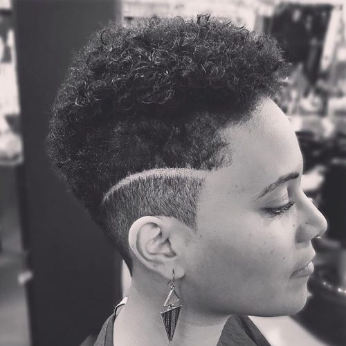 Curly Bob Faux Locs 27 Hottest Short Hairstyles For Black Women For 2020