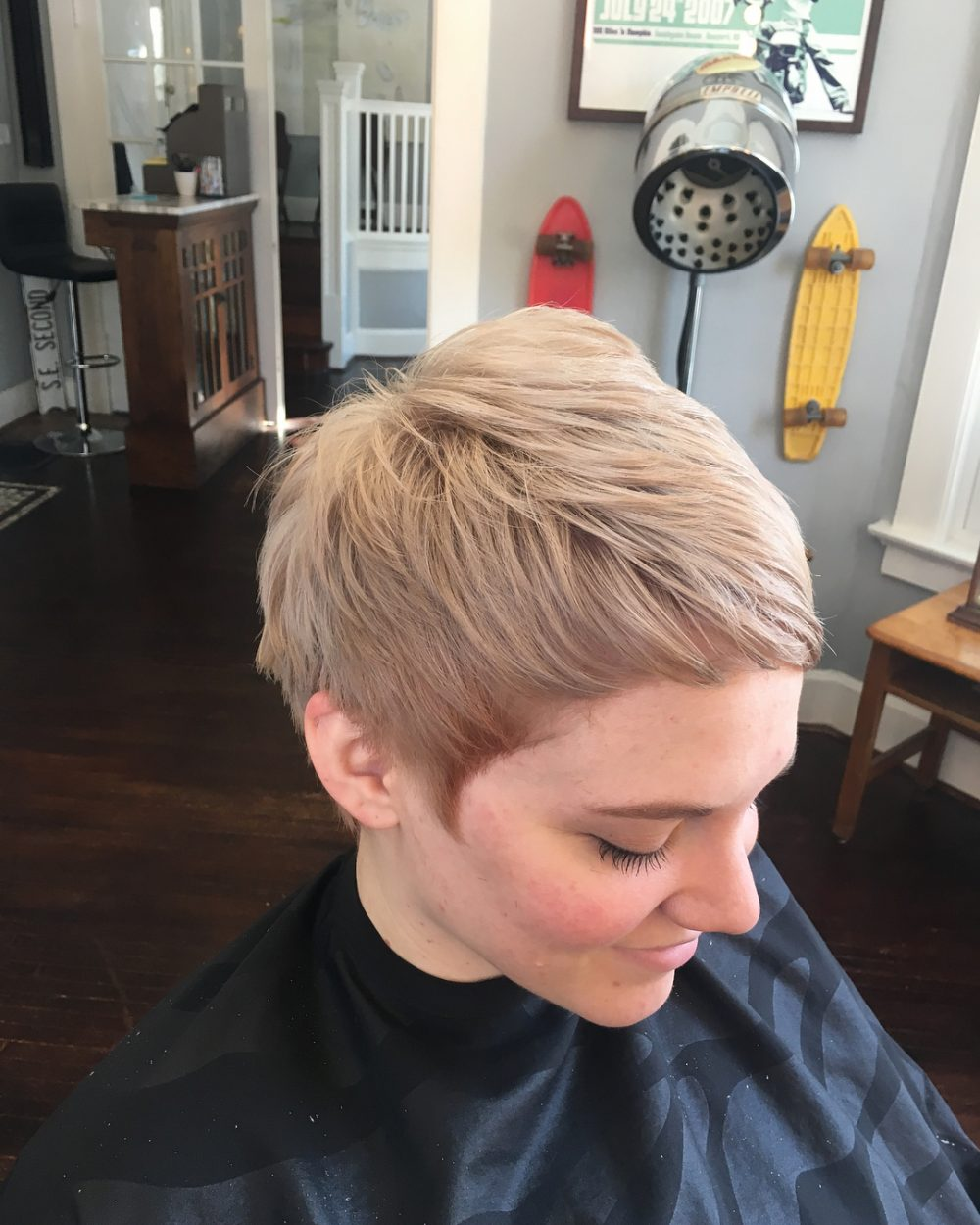Salon Hairstyles For Short Hair 30 Very Short Haircuts You Have To See In 2019