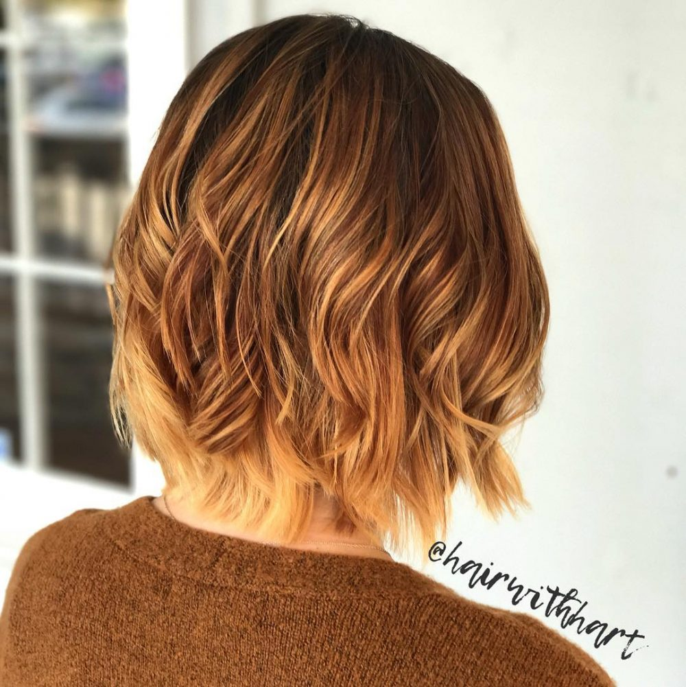 Ombre Look Top 34 Short Ombre Hair Ideas Of 2019