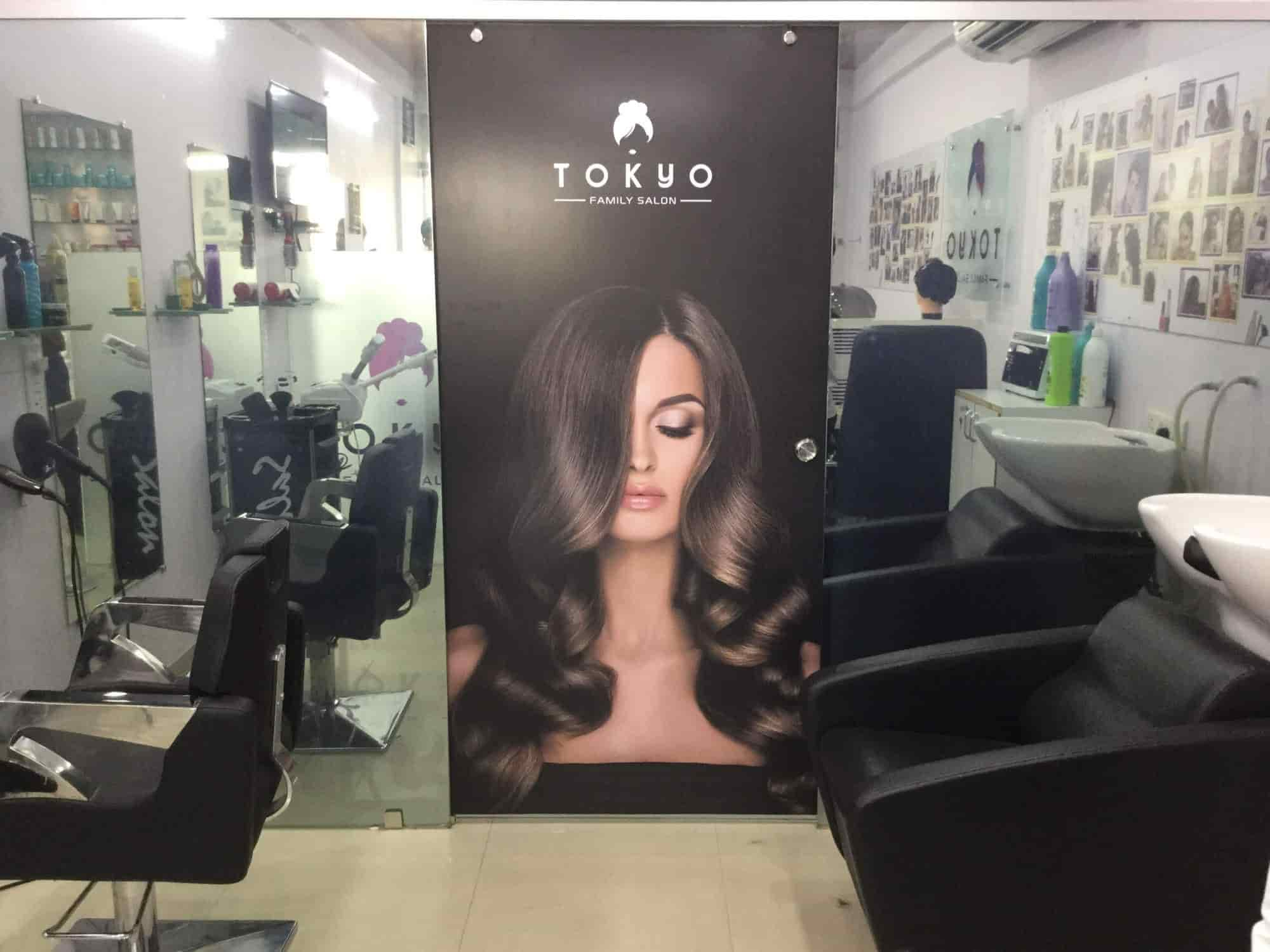 Tokyo Salon Tokyo Family Salon New C G Road Chandkheda Beauty Spas In
