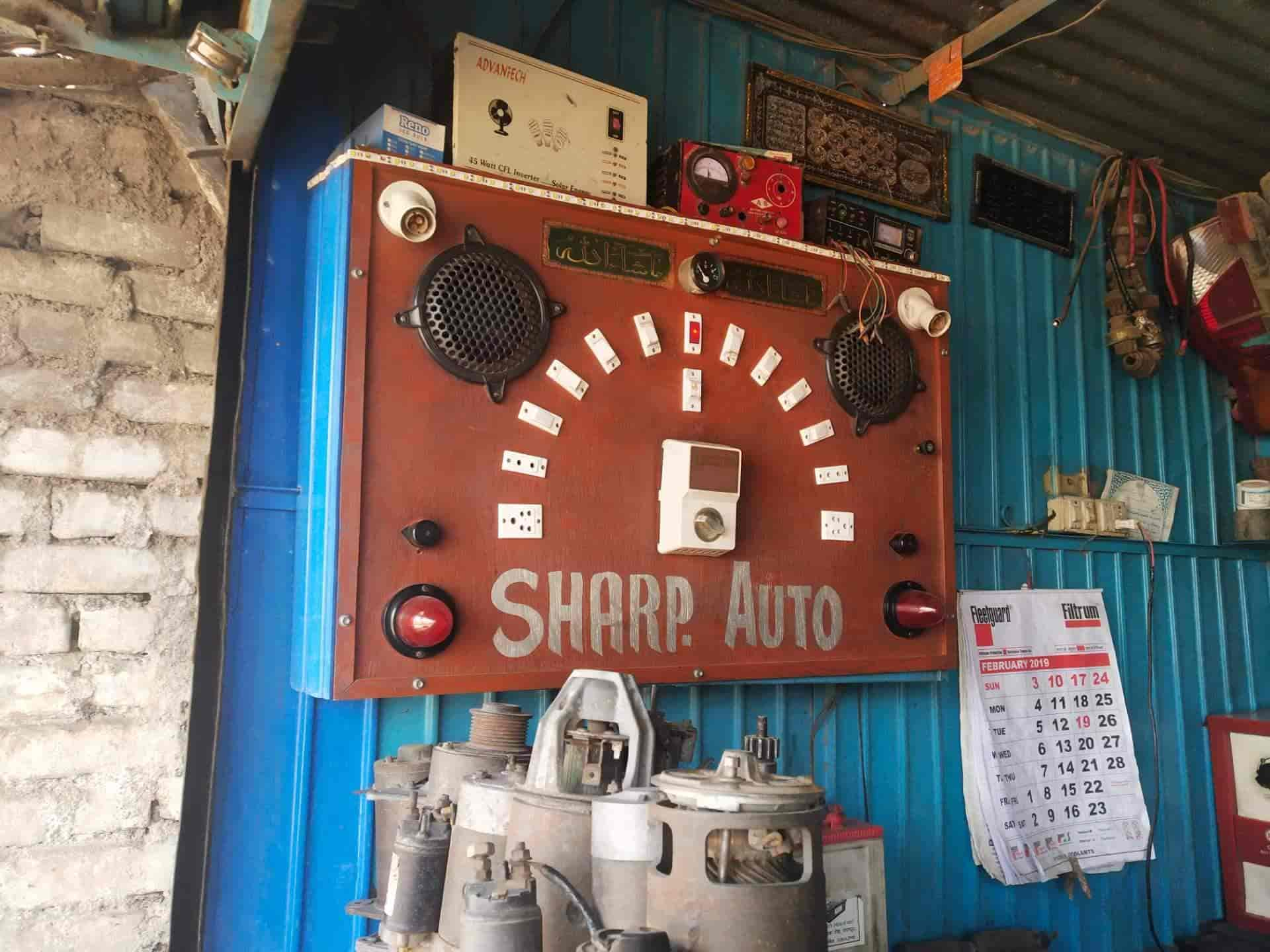 Sas Bad 24 Sharp Auto Electrician Works Photos Station Road Aurangabad