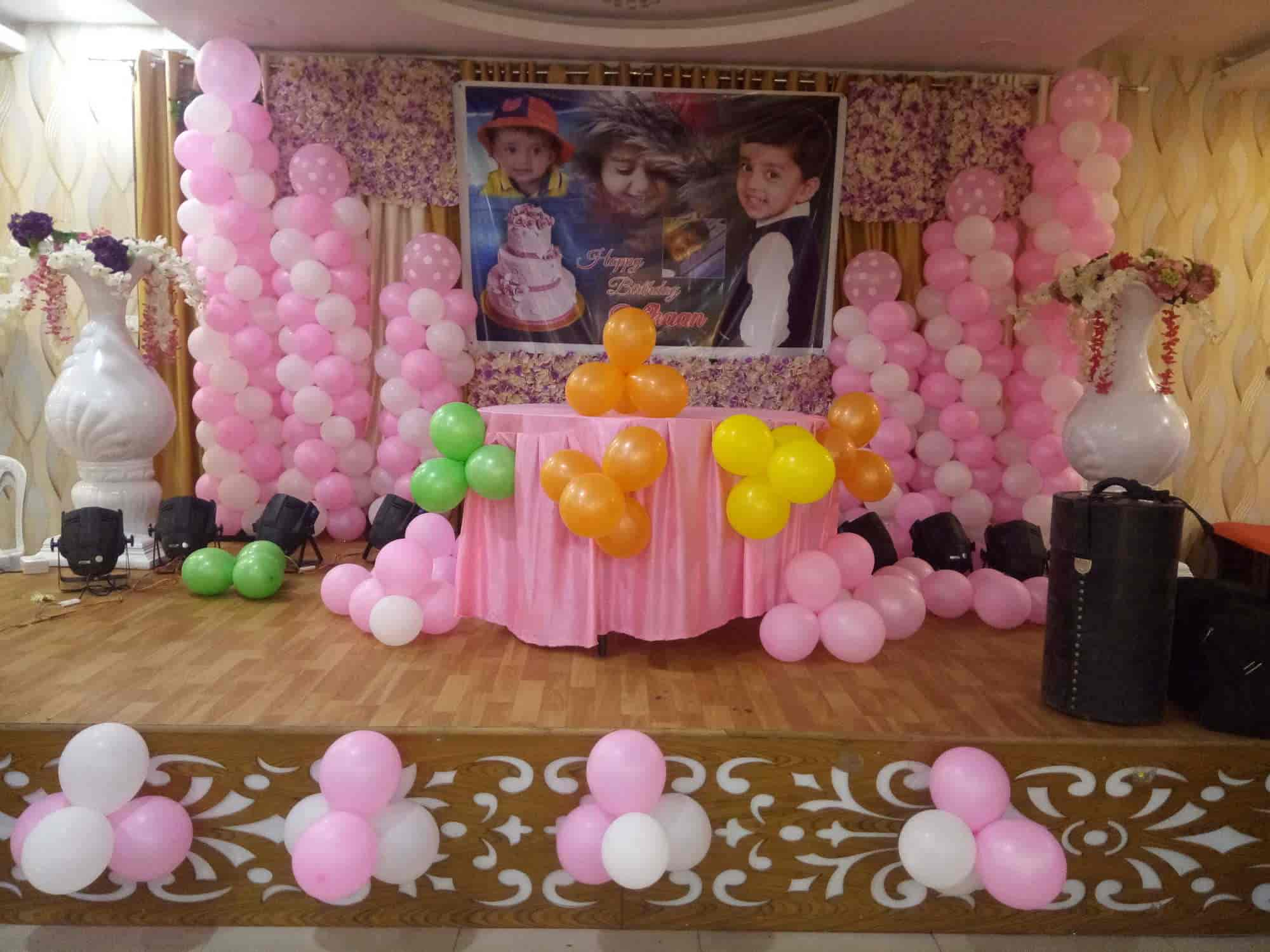 Decoration De Ballon Chaitali Ballon Decoration Garkheda Decorators In Aurangabad