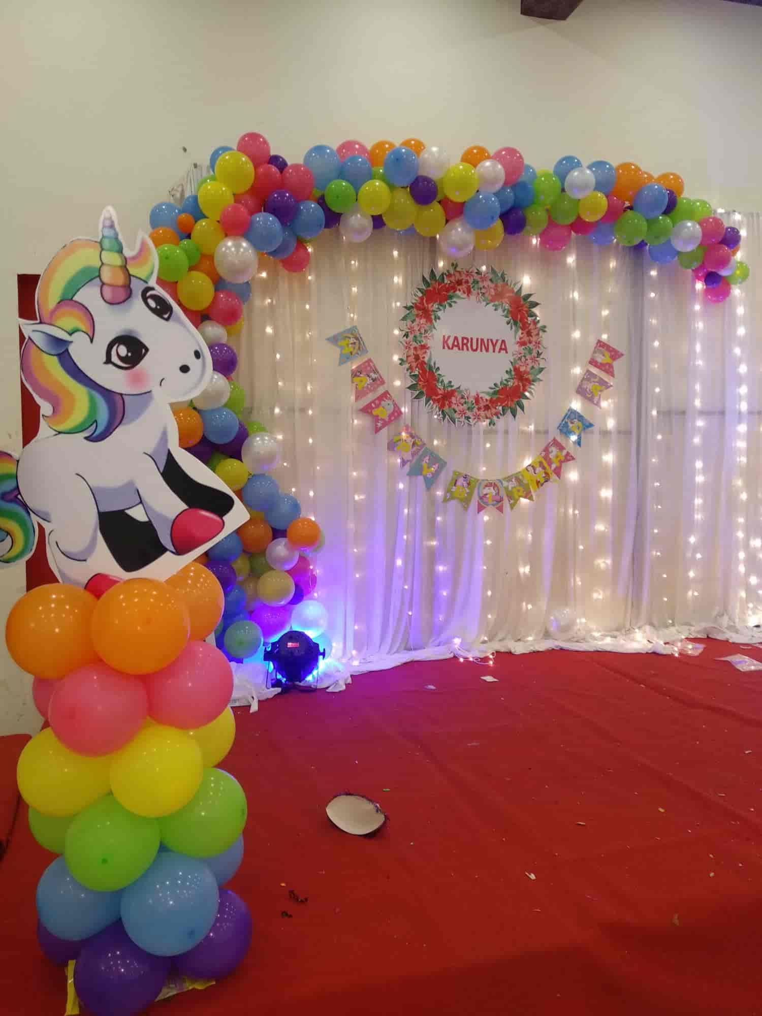 Decoration De Ballon Shine Ballon Decoration Sithalapakkam Birthday Party Organisers