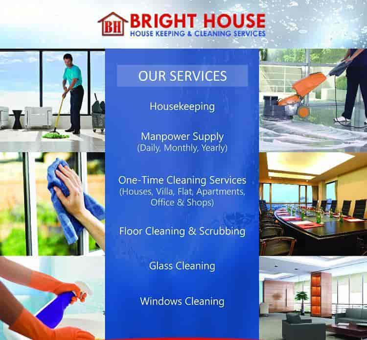 Bright House Cleaning Services Photos, Vennala, Ernakulam- Pictures - House Advertisements
