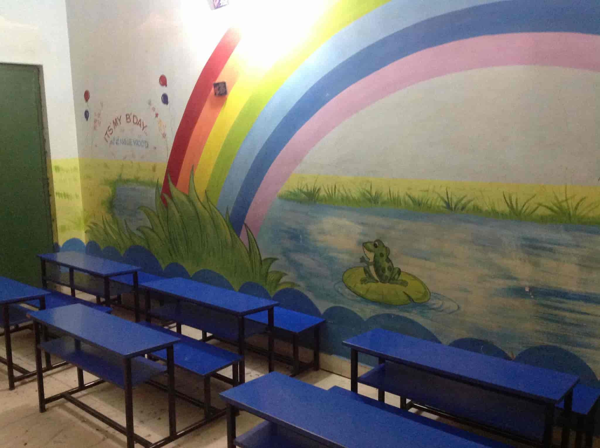 Wall Art Credence Credence Play School Day Care Photos Trimulgherry Hyderabad