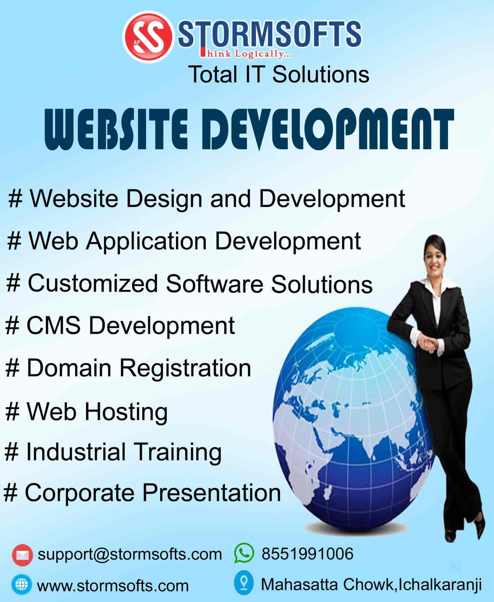Software Developer Companies In Stormsofts Software Development Company Photos Asara Nagar