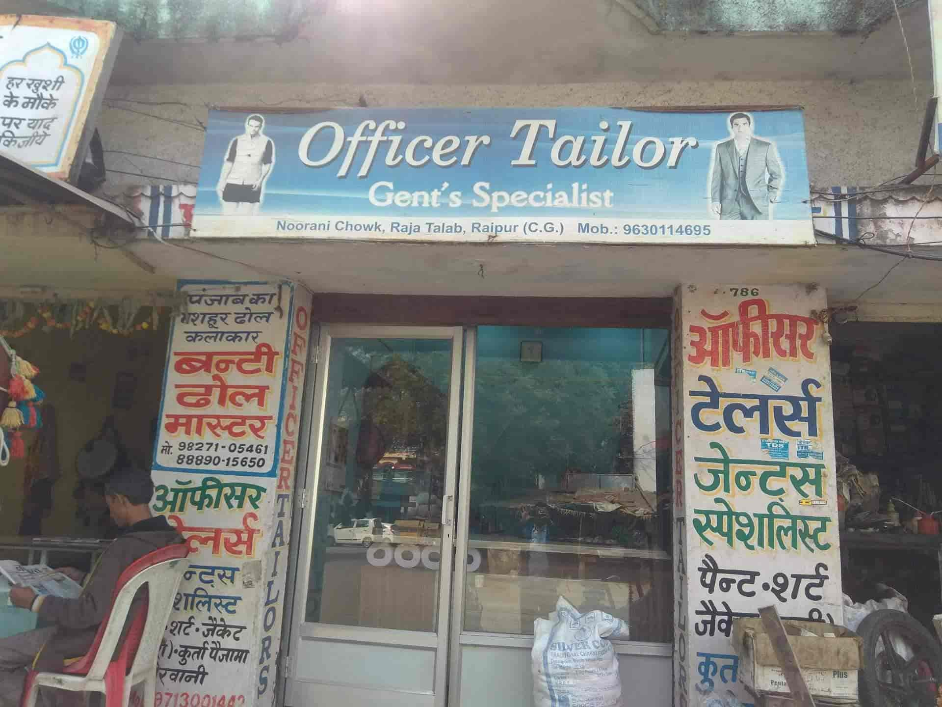 C Plus Gent Officer Tailors Reviews Raja Talab Raipur Chhattisgarh 1