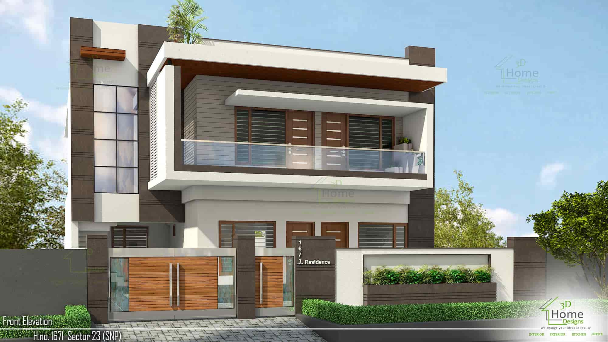 3d Home 3d Home Designs Sonipat Ho Architects In Sonepat Justdial