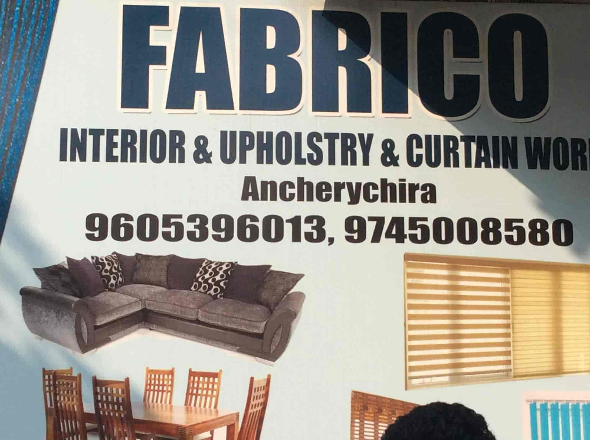 Sofa Upholstery Thrissur Fabrico Interior Upholstery Work Thrissur East Cushion Cover