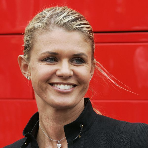 Black White Square Wallpaper Corinna Schumacher Neue Liebe Keywords And Tags Pourvous
